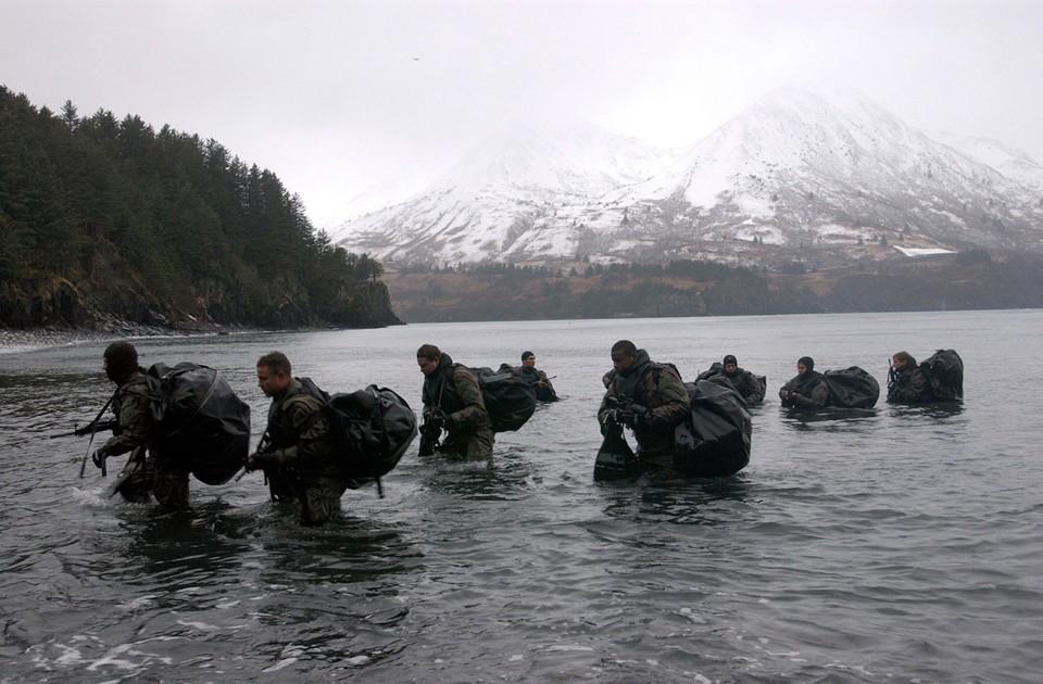 1578 Морские котики армии США