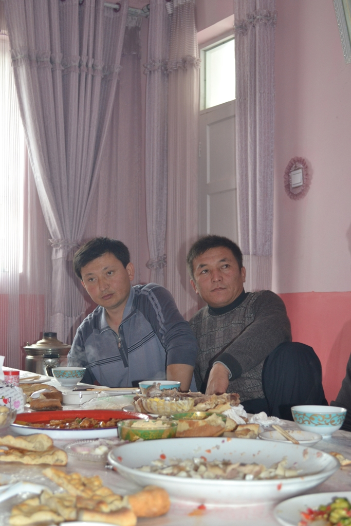 1620 «Спокойная жизнь» китайского колхоза
