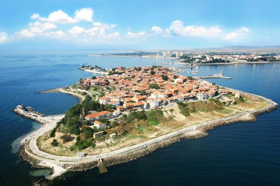 1640 Города острова Европы