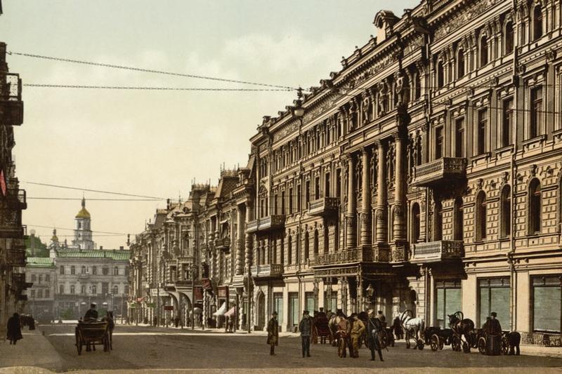 1662 Что изменилось в Киеве за последние 100 лет
