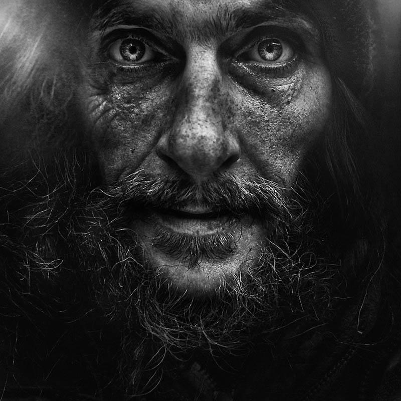 1674 Портреты бездомных от Ли Джеффриса
