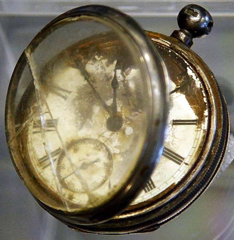 1716 Коллекцию вещей с Титаника продадут с аукциона 1 апреля