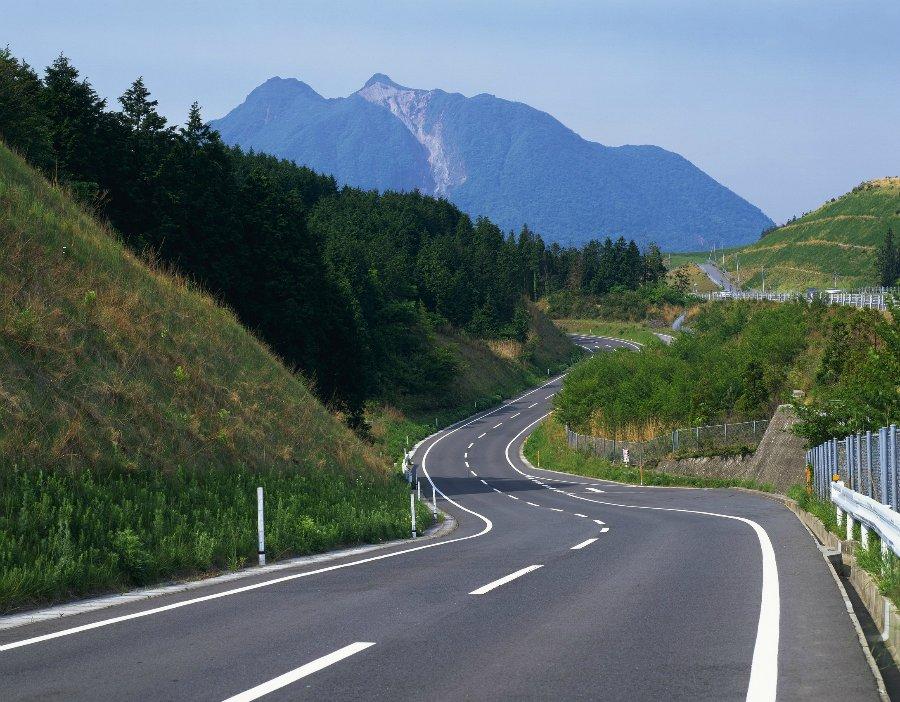1764 Пейзажи с автомобильных дорог