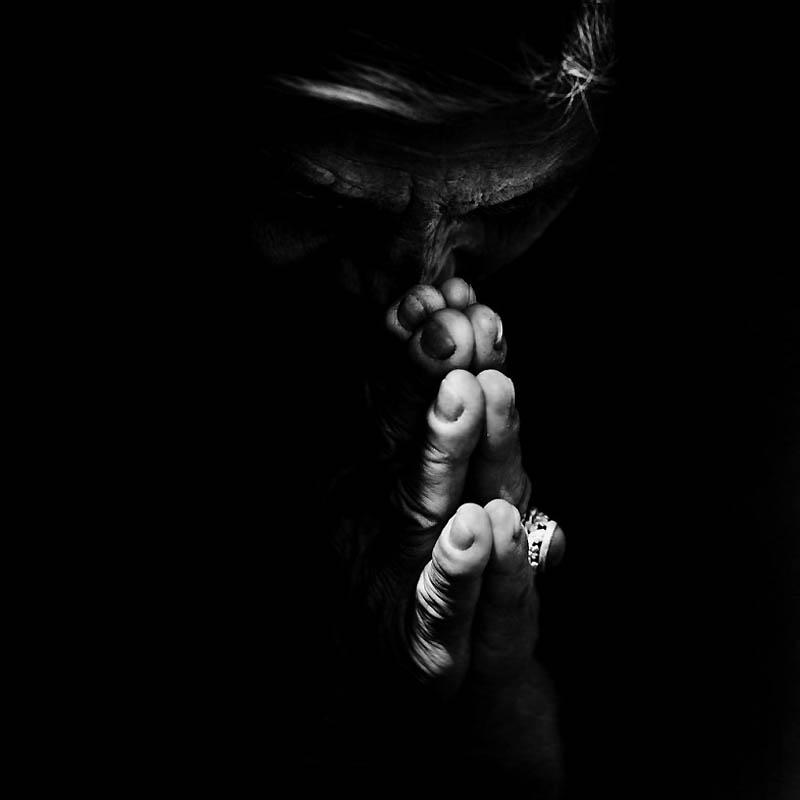 Портреты бездомных от фотографа Ли Джеффриса