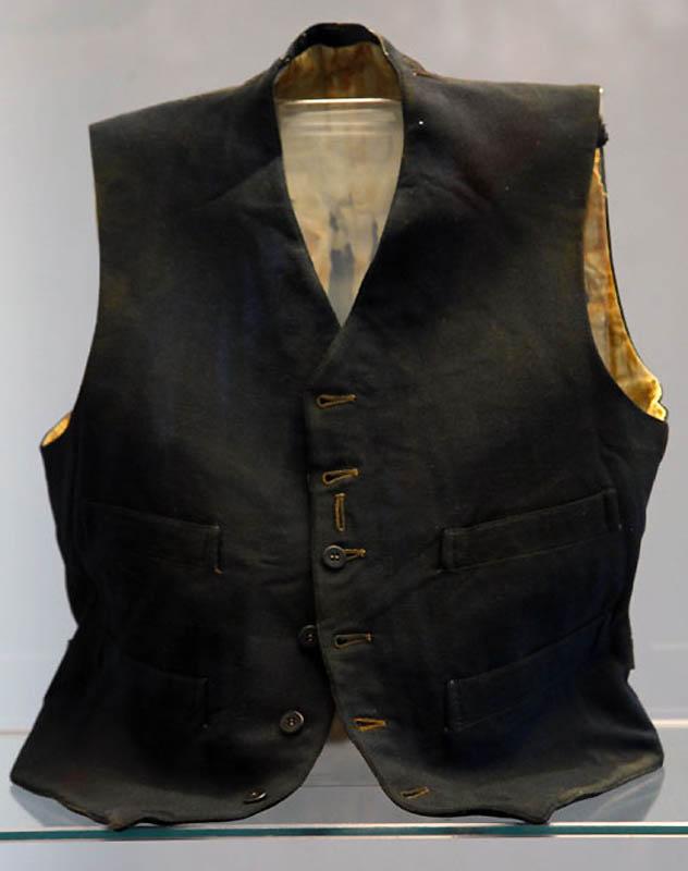 1815 Коллекцию вещей с Титаника продадут с аукциона 1 апреля