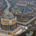 Грозный-Сити: Выше крыши