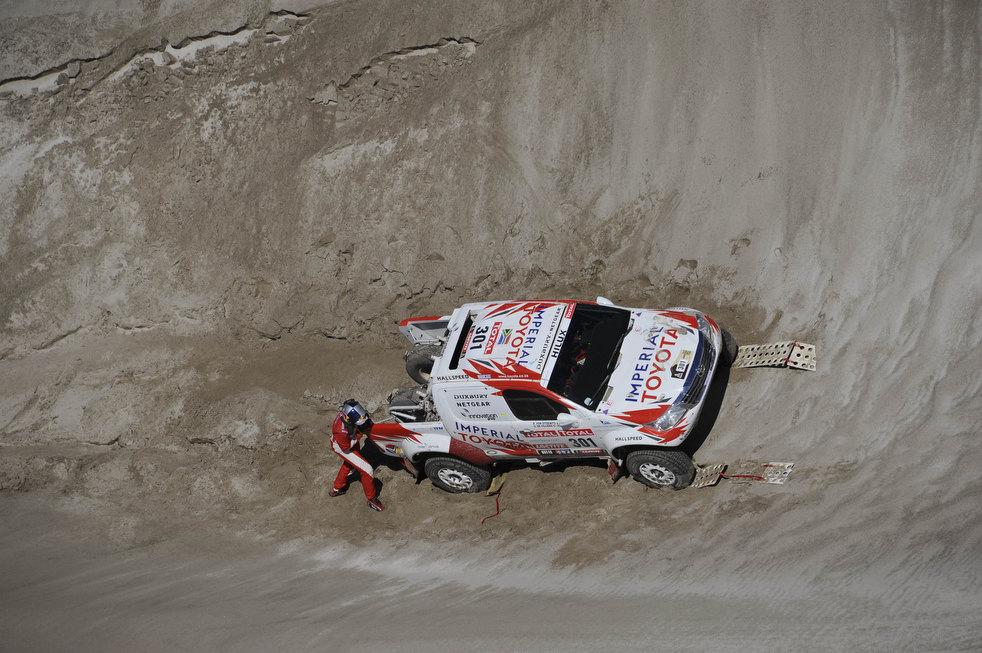 2012 dakar rally 15 Ралли Дакар 2012