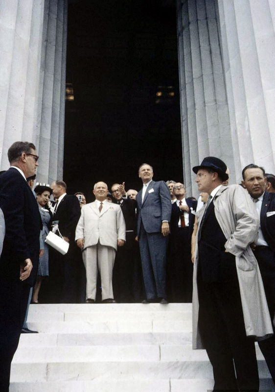 2022 Визит Хрущёва в Америку в 1959 году