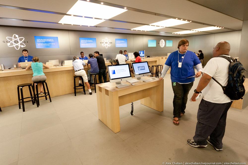 2037 Музей Гуггенхайма: выбор Apple в городе Большого Яблока