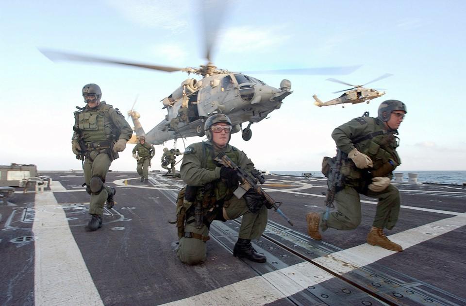 2059 Морские котики армии США