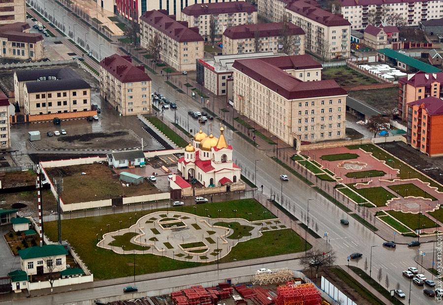 2061 Грозный Сити: Выше крыши