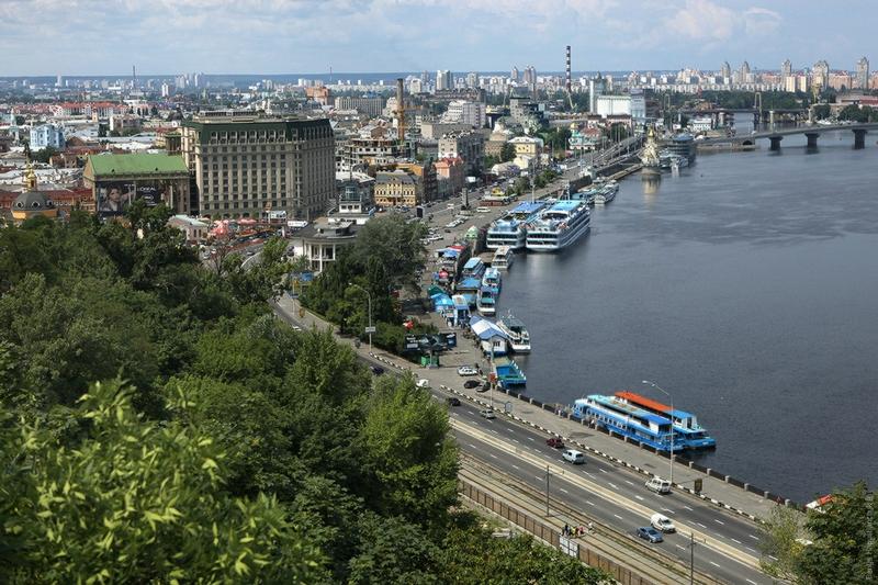 21102 Что изменилось в Киеве за последние 100 лет