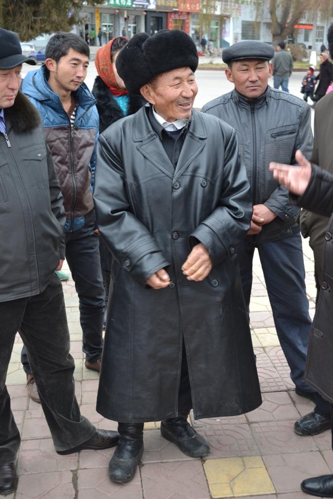 2120 «Спокойная жизнь» китайского колхоза