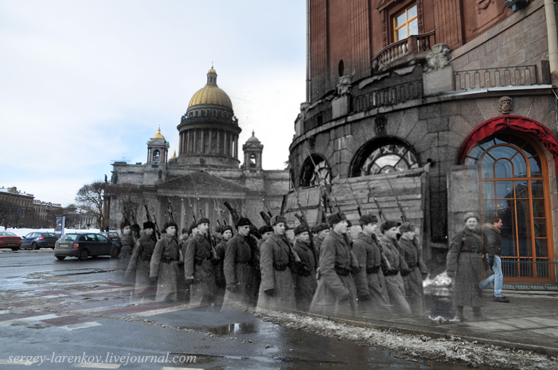 2163 Эхо блокады Ленинграда