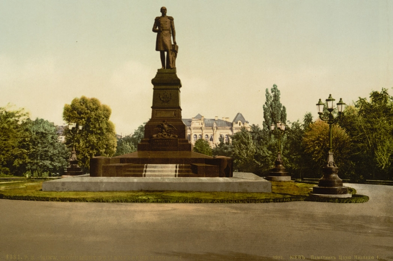 2203 Что изменилось в Киеве за последние 100 лет