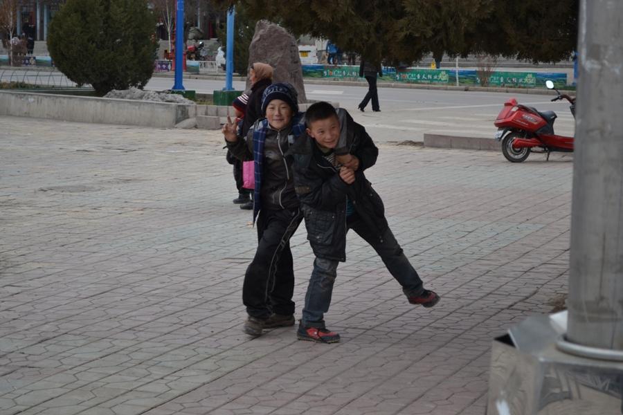 2217 «Спокойная жизнь» китайского колхоза