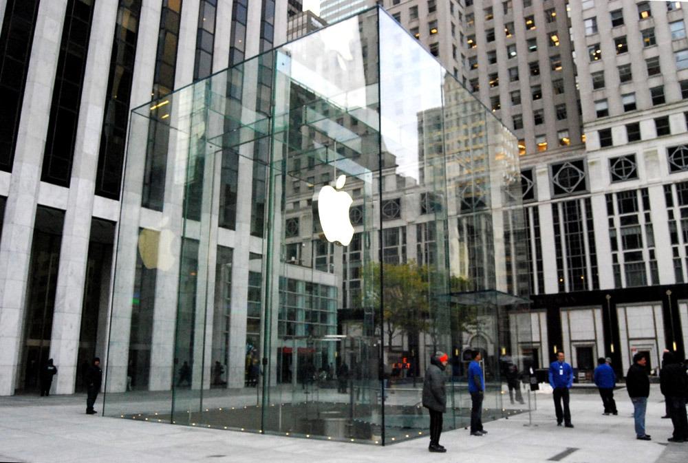 2235 Музей Гуггенхайма: выбор Apple в городе Большого Яблока