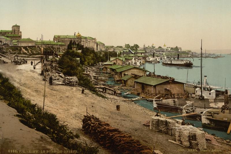2246 Что изменилось в Киеве за последние 100 лет