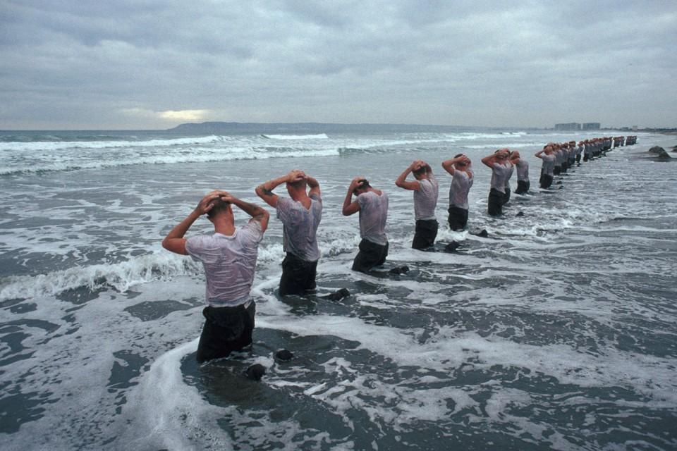 2260 Морские котики армии США