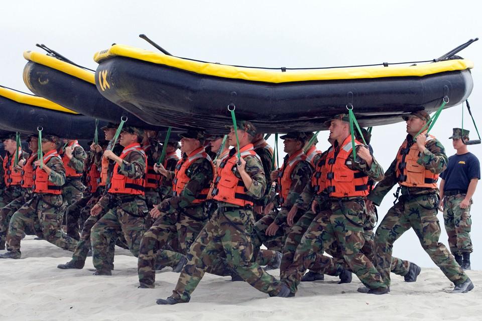 2261 Морские котики армии США