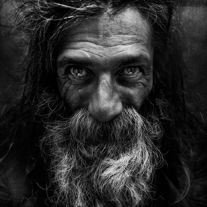 2264 Портреты бездомных от Ли Джеффриса