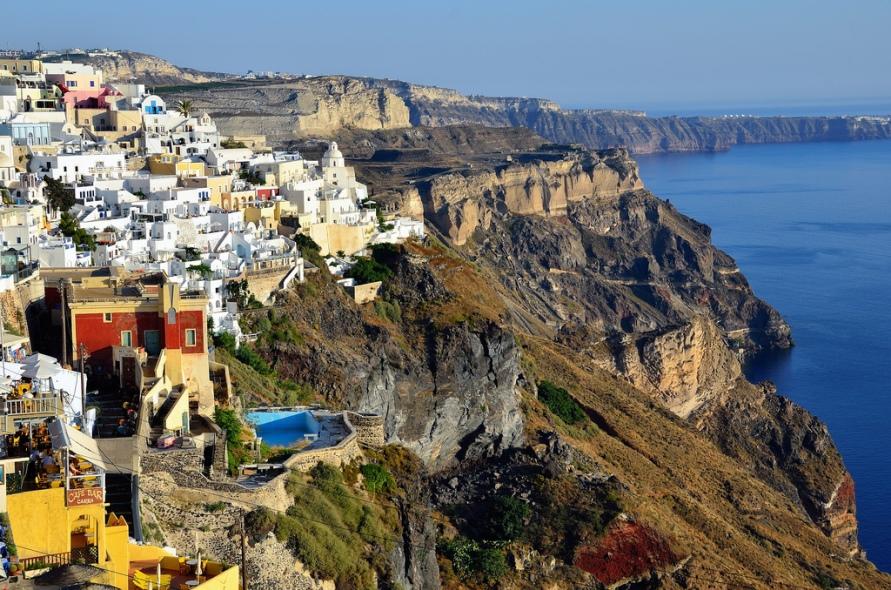 2329 Жизнь на краю обрыва — скальные города Европы