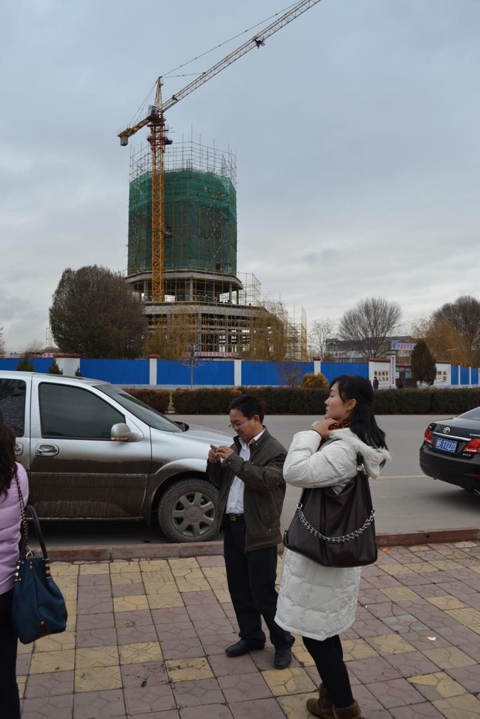 2414 «Спокойная жизнь» китайского колхоза