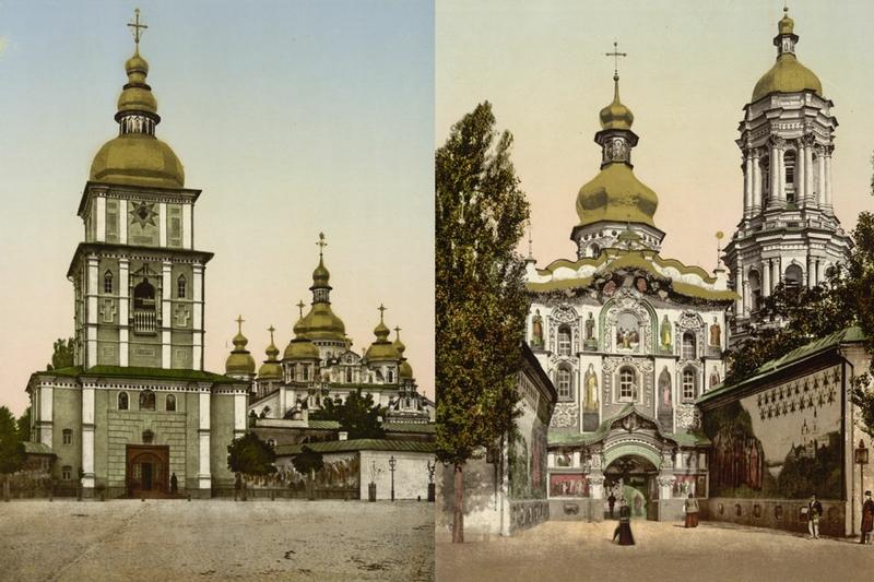 2440 Что изменилось в Киеве за последние 100 лет