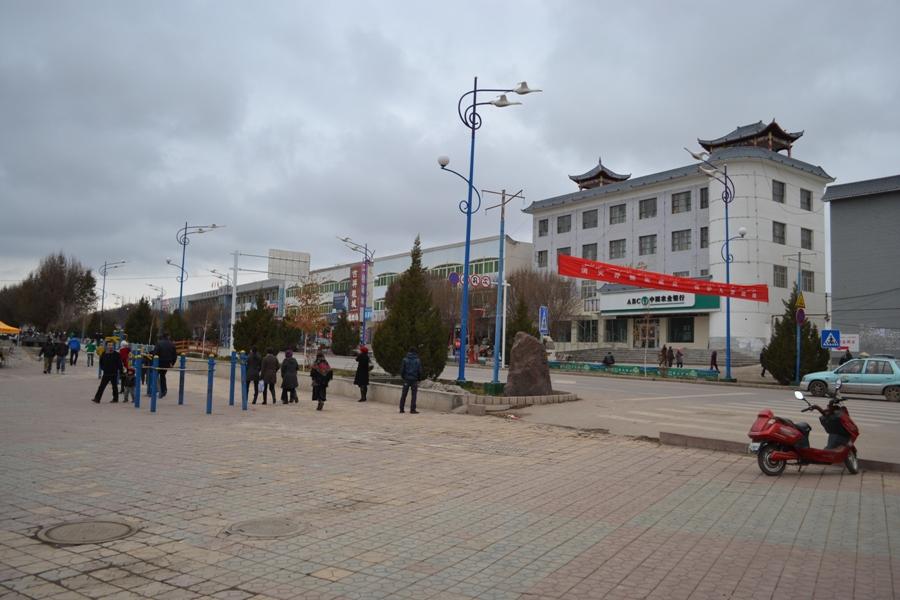 2513 «Спокойная жизнь» китайского колхоза