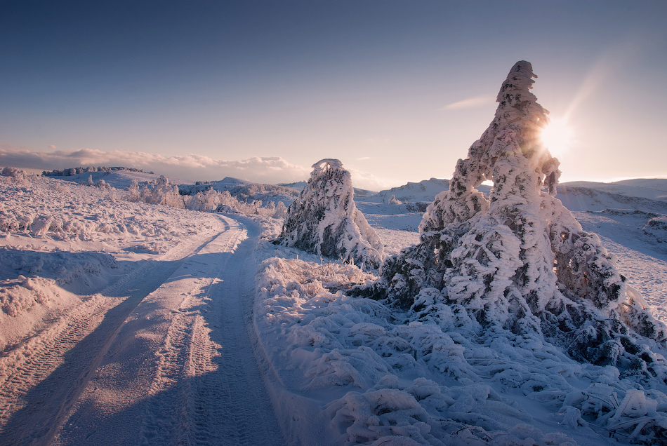 2623 Зимний Крым