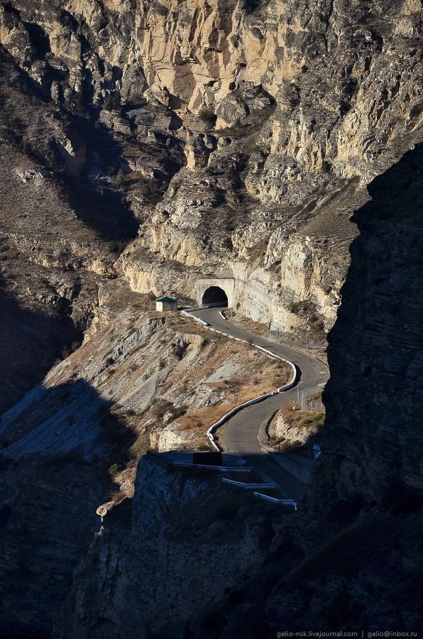 2716 Чиркейская ГЭС   самая высокая арочная плотина в России