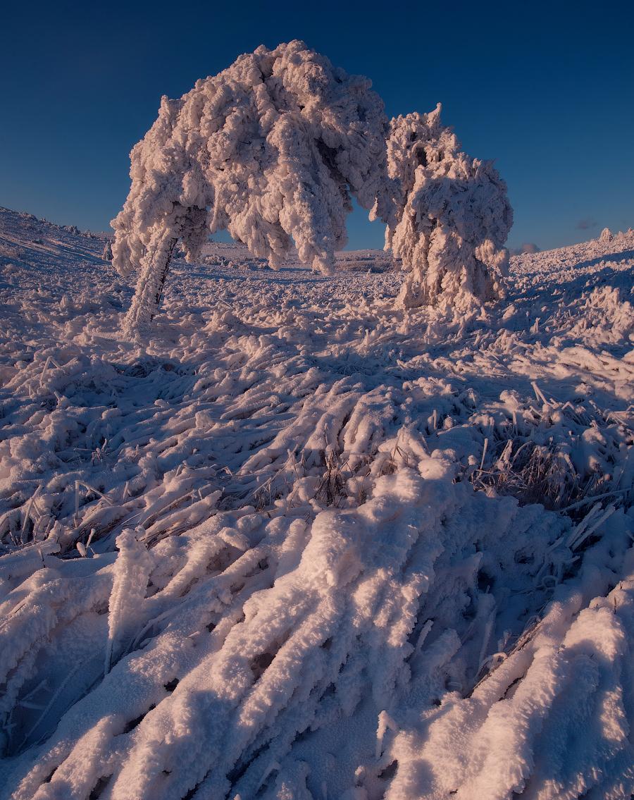 2722 Зимний Крым