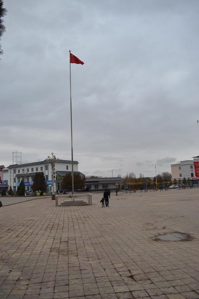 2810 «Спокойная жизнь» китайского колхоза