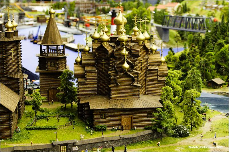 2911 Путешествие в игрушечную Россию: Гранд Макет на январь 2012