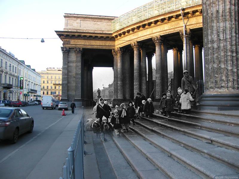 3137 Эхо блокады Ленинграда