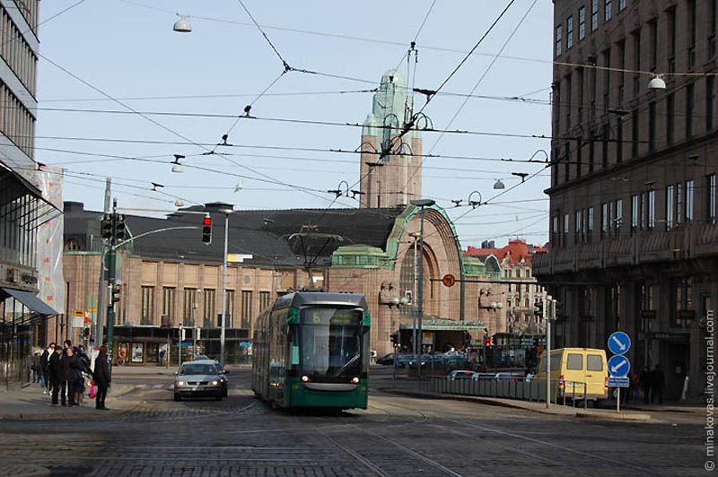 3157 Финляндия в представлении петербуржца: рассказ и фотоотчет