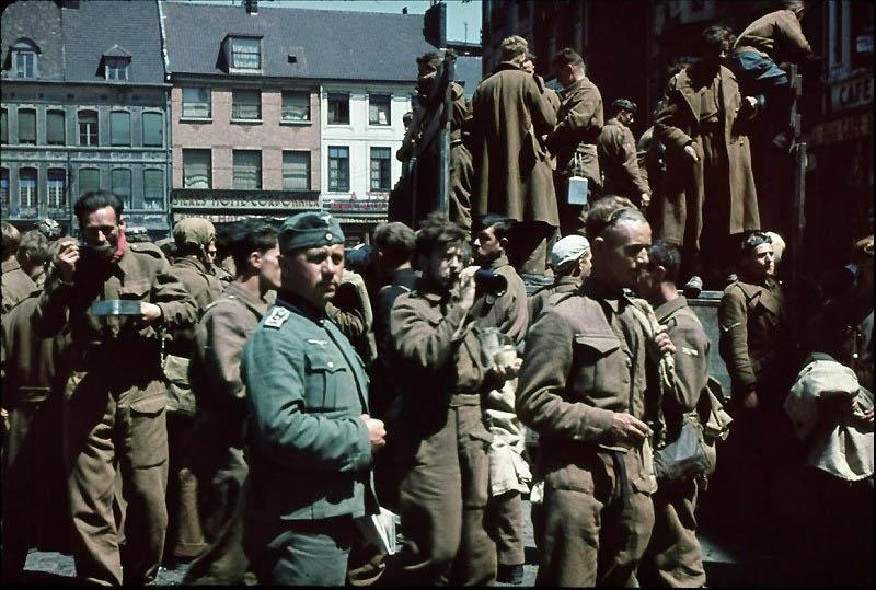 3163 немцы времен второй мировой люди