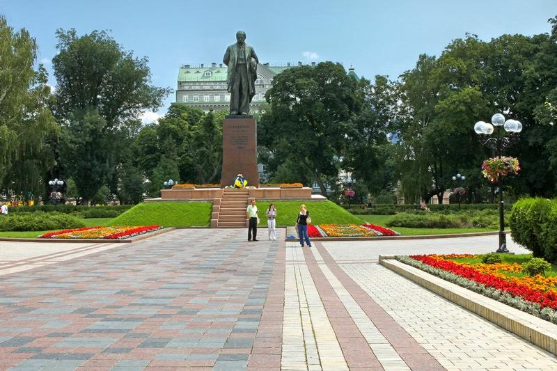 3172 Что изменилось в Киеве за последние 100 лет