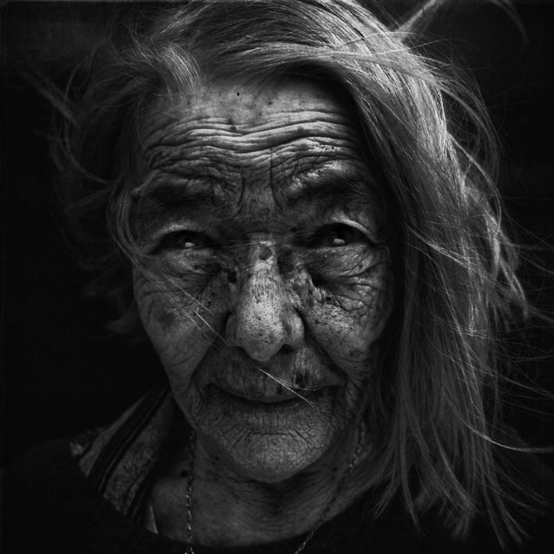 3191 Портреты бездомных от Ли Джеффриса