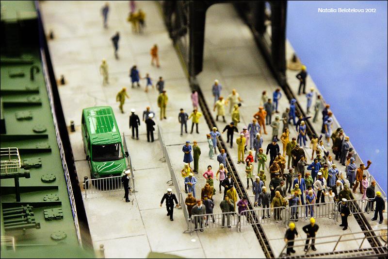 3412 Путешествие в игрушечную Россию: Гранд Макет на январь 2012