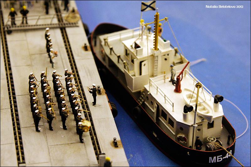 3511 Путешествие в игрушечную Россию: Гранд Макет на январь 2012