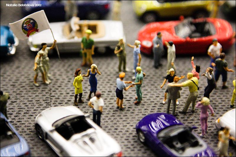 369 Путешествие в игрушечную Россию: Гранд Макет на январь 2012