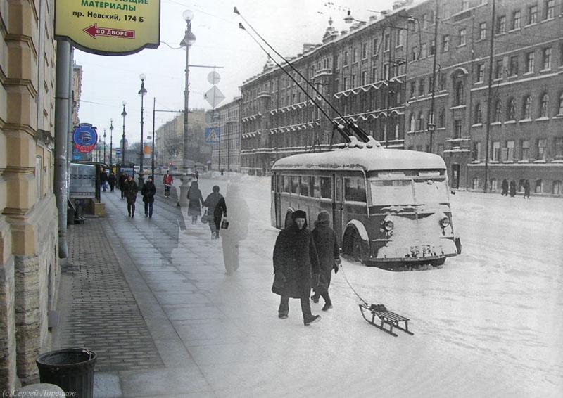 4107 Эхо блокады Ленинграда