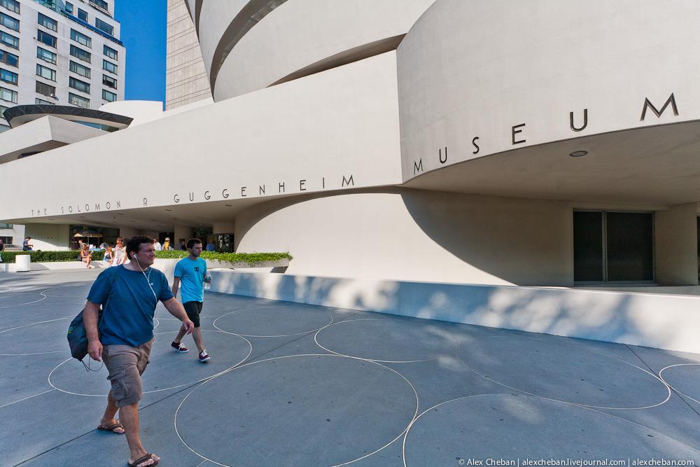 4118 Музей Гуггенхайма: выбор Apple в городе Большого Яблока