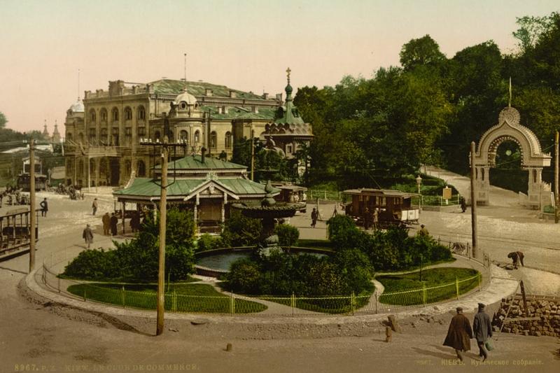 4150 Что изменилось в Киеве за последние 100 лет