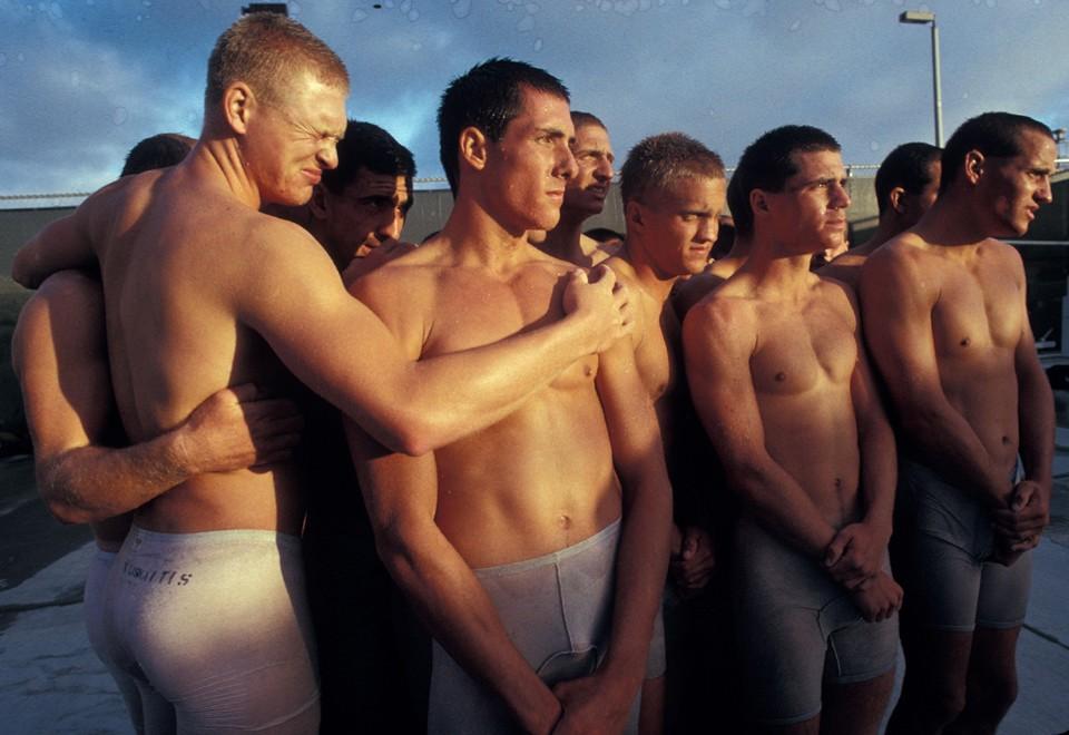 4166 Морские котики армии США