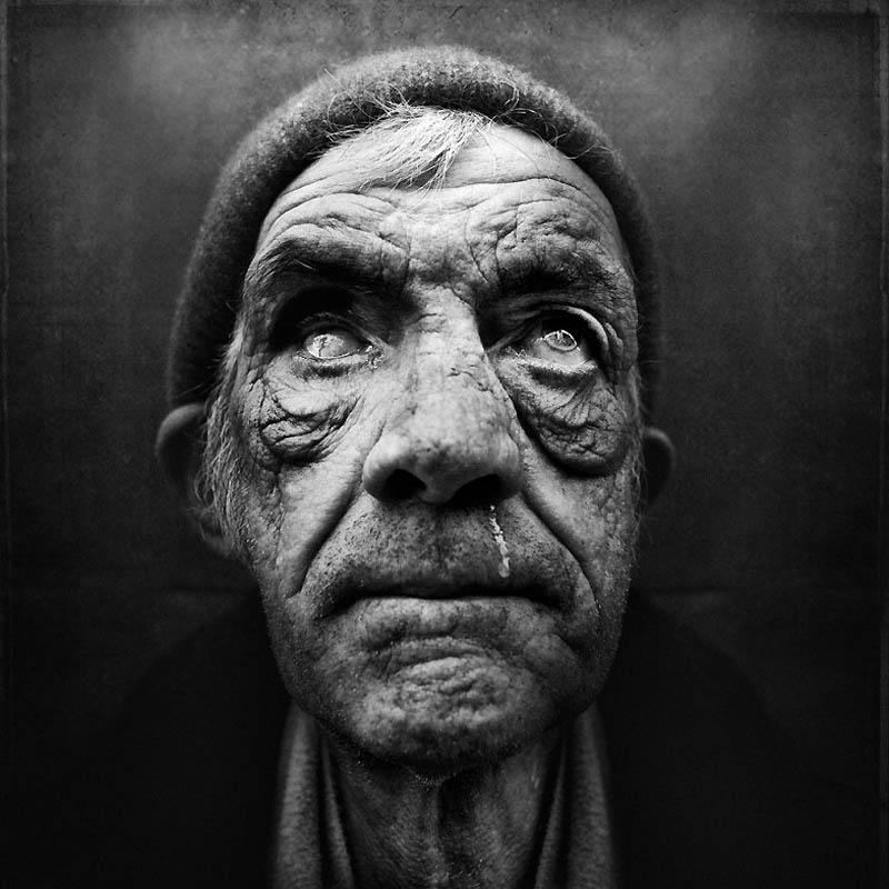 4169 Портреты бездомных от Ли Джеффриса