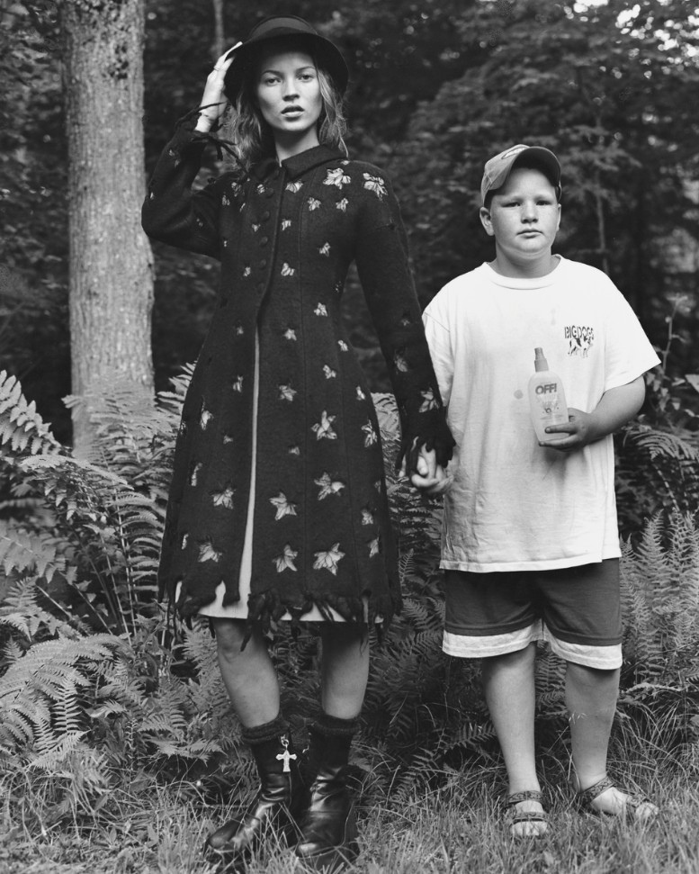 433 Брюс Вебер   классик fashion фотографии