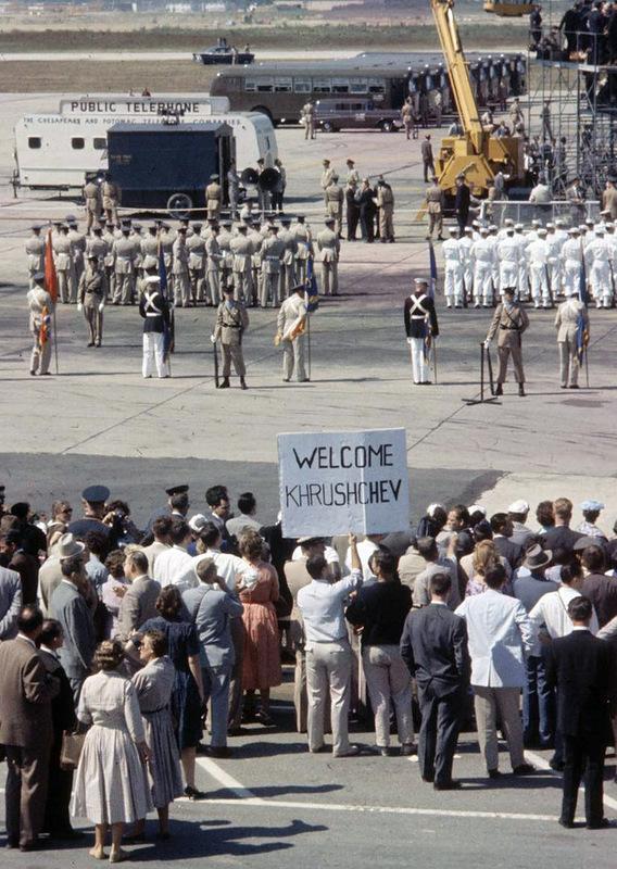 468 Визит Хрущёва в Америку в 1959 году