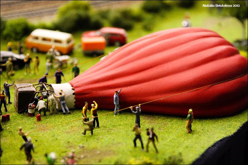 474 Путешествие в игрушечную Россию: Гранд Макет на январь 2012